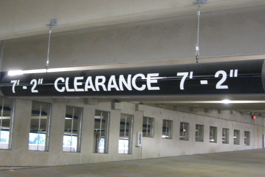 Contract Grade Clearance Bars- Ask About Super Durable Powder Coat Baked Finishes
